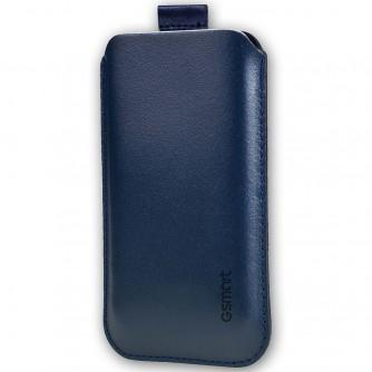 "CLASSIC strap GSmart NAVY BLUE for T4 lite, Roma, Roma Plus - 4"""