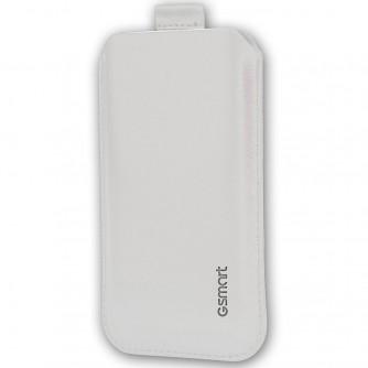 "CLASSIC strap GSmart White for T4 lite, Roma, Roma Plus - 4"""