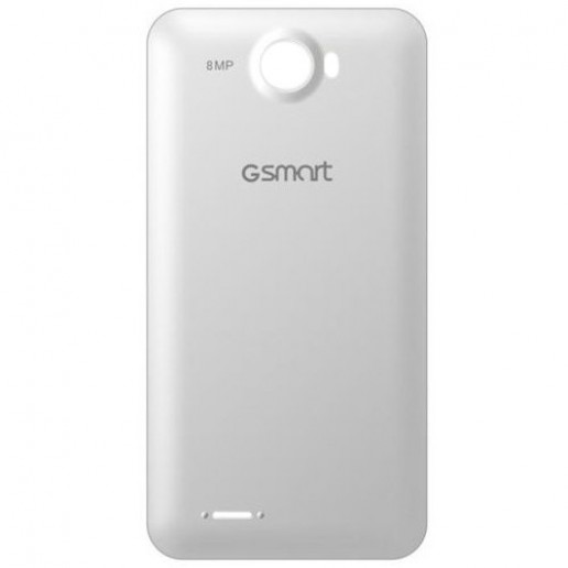 MAYA M1 BATTERY COVER(WHITE)+ SCREEN PROTECT LABEL