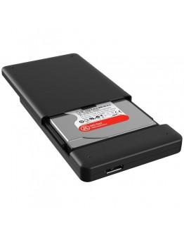 "Orico 2599US3-BK External case USB3.0 2.5"" HDD 9.5mm"