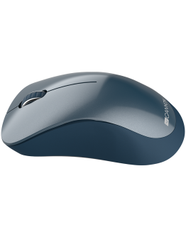 Canyon  2.4 GHz  Wireless mouse ,with 3 buttons, DPI 1200, Battery:AAA*2pcs  ,Blue67*109*38mm 0.063kg