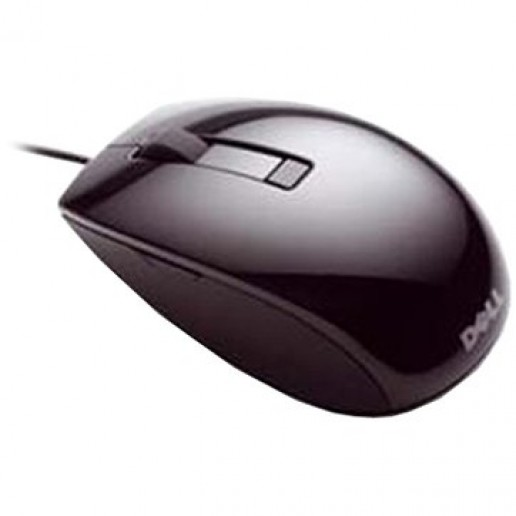 Dell Laser USB (6 buttons scroll) Black Mouse (Kit)