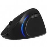 Input Devices - Mouse DELUX DLM-618SEU 320dpi ,6butt,USB, Black