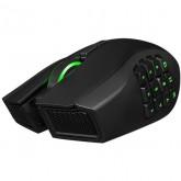 Mouse Naga Epic Chroma-EU,8200dpi 4G laser sensor,12-button mechanical thumb grid,19 MMO optimized programmable buttons,16.8 million customizable color options.