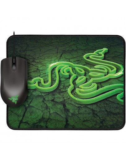 Razer Abyssus 1800 and Goliathus (Speed) Mouse and MatBundle.