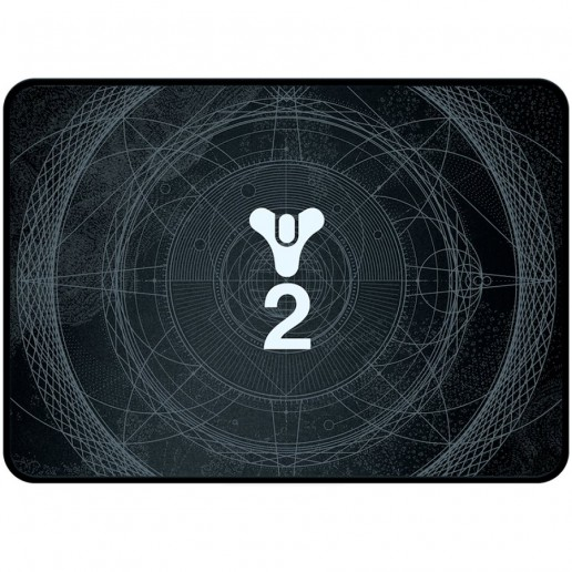 Razer Goliathus - Medium (Speed) - Destiny 2, Unique Destiny 2 star map design, Slick, taut weave, Anti-slip rubber base, Anti-fraying stitched frame, Optimized for all mouse sensitivities and sensors, 355 mm x 254 mm x 4 mm