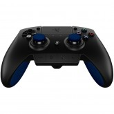 Razer Raiju - Gaming Controller for PS4,Compatible with PC,2 shoulder Hyperesponse Multi-Function Bumpers,2 removable Hyperesponse Multi-Function Triggers,4 Hyperesponse mechanical action buttons,4 button Quick Control Panel, carrying case