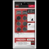 Speedlink TRIGGER Controller Add-On Kit - Trigger and analog stick caps for the original PS3® controller, black