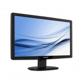 LCD Display PHILIPS 221V2AB (21.5, 1920x1080, 1000:1, 300000:1(DCR), 176/170, 5ms, VGA/DVI/Audio Line-Out, MM) Черен