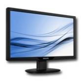 Монитори LCD PHILIPS 221V2SB (21.5, 1920x1080, 300000:1(DCR), 176/170, 5ms, VGA/DVI) Черен