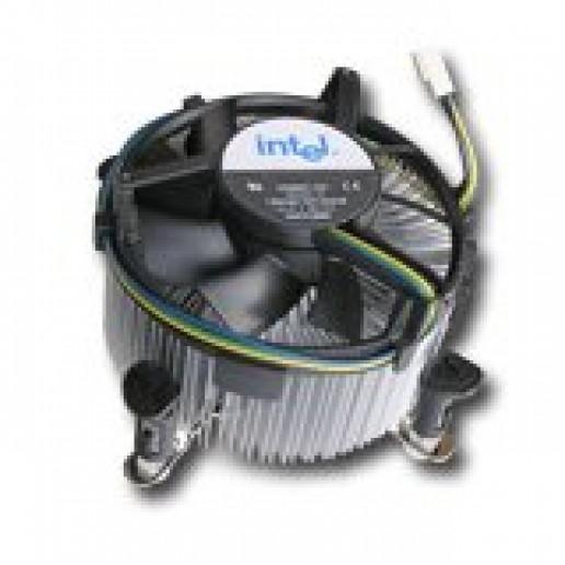 CPU Cooler INTEL LGA775 (Soc.775, 1 x 92mm, 4-pin, BB) С опаковка
