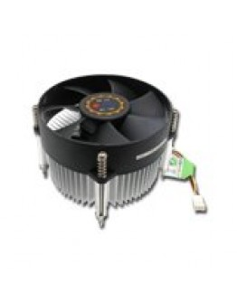 CPU Cooler TITAN DC-775L925X/R (Soc.775,fan 2.5*9.5*9.5cm, 2300 RPM, 27dB, 3-pin, SB) С опаковка