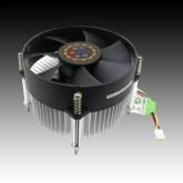 CPU Cooler TITAN DC-775L925X/R (Soc.775,fan 2.5*9.5*9.5cm, 2300 RPM, 27dB, 3-pin, SB) С опаковка