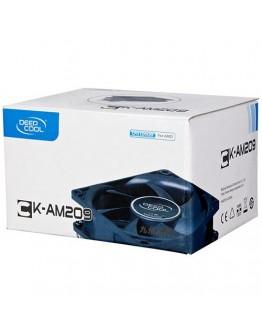 Cooling System Deepcool CK-AM209 Soc-FM2+/AM2+/AM3+/AM4/ 3-pin 28dB Al 65W 224gr Ret