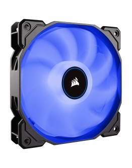Corsair AF140 LED Low Noise Cooling Fan, Single Pack - Blue