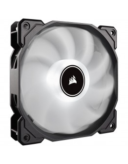 Corsair AF140 LED Low Noise Cooling Fan, Single Pack - White