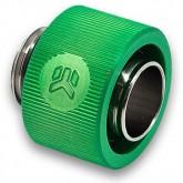 EK-ACF Fitting 12/16mm - Green (EK-DuraClear 11,1/15,9mm compatible)