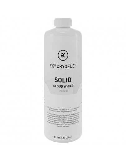 EK-CryoFuel Solid Cloud White (Premix 1000mL)