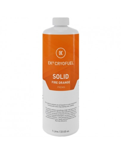 EK-CryoFuel Solid Fire Orange (Premix 1000mL)
