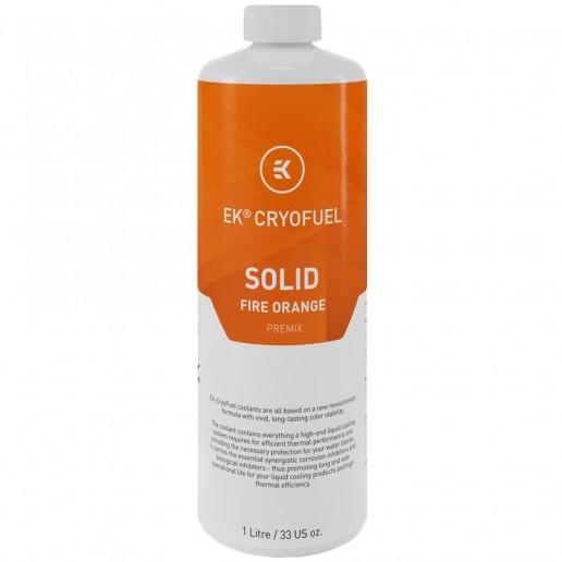EK-CryoFuel Solid Fire Orange (Premix 1000mL)