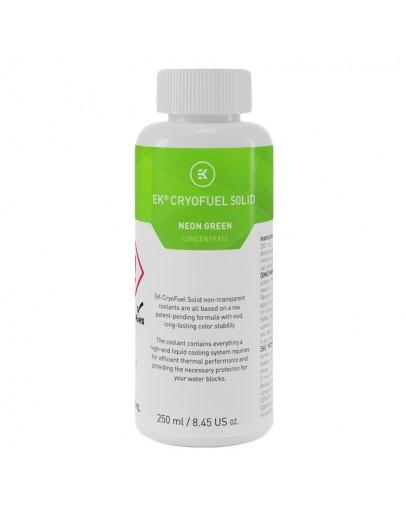 EK-CryoFuel Solid Neon Green (Conc. 250mL)