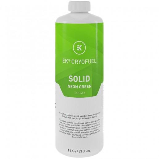 EK-CryoFuel Solid Neon Green (Premix 1000mL)