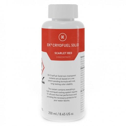 EK-CryoFuel Solid Scarlet Red (Conc. 250mL)