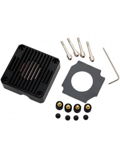 EK-DDC Heatsink Housing - Black, heatsink upgrade kit