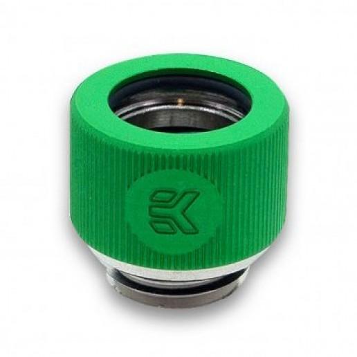 EK-HDC Hard Tubing Fitting 12mm G1/4 - Green