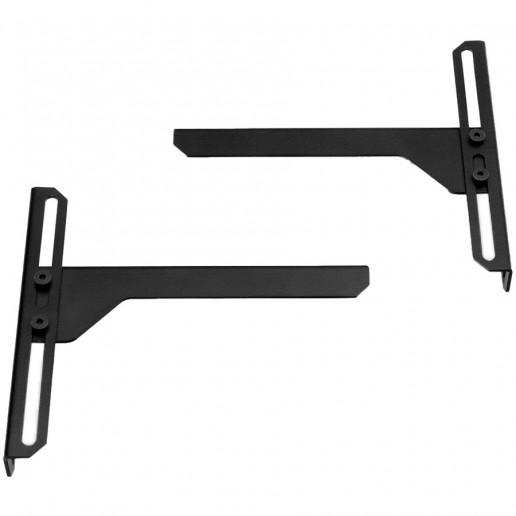 EK-Loop Angled Bracket - 120mm, steel mounting bracket