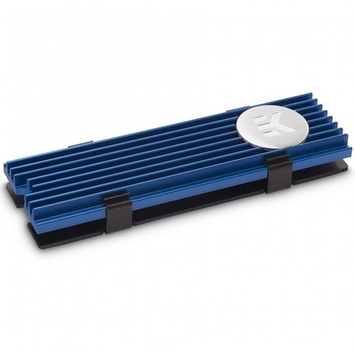 EK-M.2 NVMe Heatsink - Blue