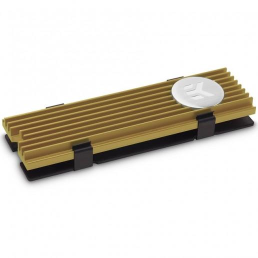 EK-M.2 NVMe Heatsink - Gold