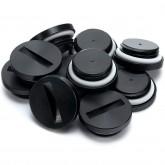 EK-PLUG G1/4 Acetal - Black (10 pack)