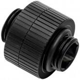 EK-Quantum Torque Extender Rotary MM 14 - Black, premium revolvable male-threaded extender