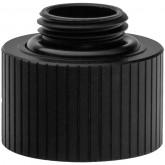 EK-Quantum Torque Extender Static MF 14 - Black, premium threaded extender