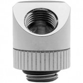 EK-Quantum Torque Rotary 45° - Nickel, adapter fitting