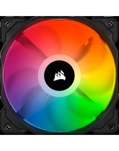 SP120 RGB PRO, 120mm RGB LED Fan, Single Pack