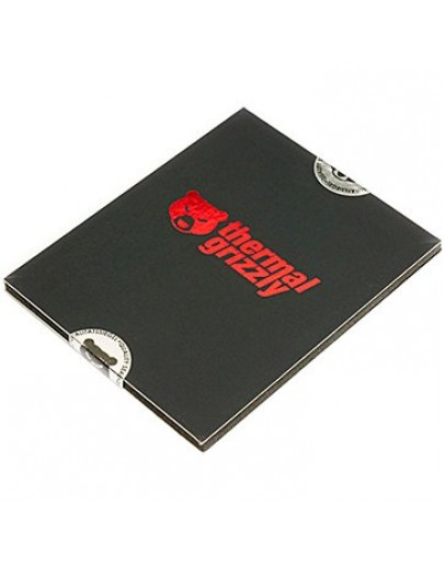 Thermal Grizzly Carbonaut thermal pad 25x25x0,2, Thermal Conductivity 62,5 W/mk; Thickness 0,2mm; Temperature -250 °C / +150 °C