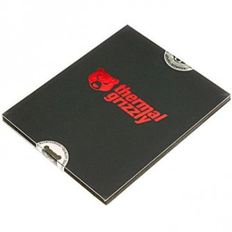 Thermal Grizzly Carbonaut thermal pad 51x68x0,2, Thermal Conductivity 62,5 W/mk; Thickness 0,2mm; Temperature -250 °C / +150 °C