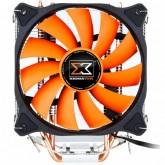 Xigmatek TYR SD1262 HDT EN9641, Intel LGA Socket 755, 1150, 1155, 1156, AMD Socket AM2/ AM2+/ AM3/ AM3+/ AM4/ FM1/ FM2/ FM2+, Universal mounting kit for AMD&Intel, Φ6mm x2,120mm highly efficient PWM fan, 800-2000RPM, TDP: 95W