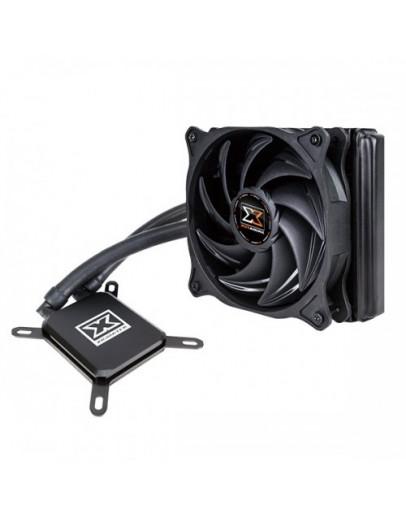 Xigmatek Water Cooling 120mm, Intel: LGA 2011/1366/1156/1155/1151/1150/775, AMD: FM2/FM1/AM3+/AM3/AM2+/AM2/AM4, 120mm fan 4pin PWM, TDP 150W