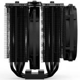be quiet! Dark Rock Pro 4 Intel: LGA 1150 / 1151 / 1155 / 1156 / 1366 / 2011(-3) Square ILM / 2066, AMD: AM2(+) / AM3(+) / AM4 / FM1 / FM2(+), 1x Silent Wings 3 120mm PWM, 1x Silent Wings 135mm PWM, TDP (W): 250, 1500 rpm, 12.8 dB - 24.3 dB