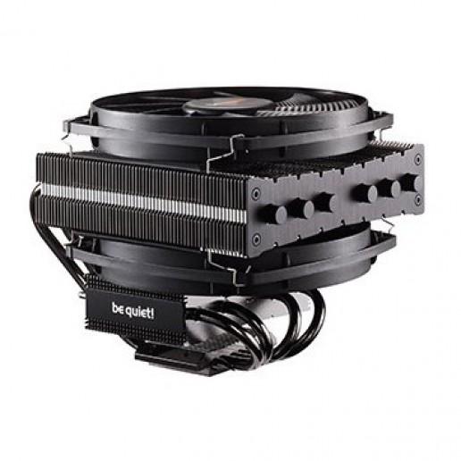 be quiet! Dark Rock TF Intel: 775 / 115x / 1366 / LGA2011(-3) Square ILM/2066, AMD: AM2(+) / AM3 (+) / AM4 (+) / FM1 / FM2(+), TDP 220W, 2x SilentWings PWM 135mm, 162.6mm x 140mm x 108.8mm, 4-pin PWM, 3Y Warranty