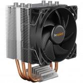 be quiet! PURE ROCK Slim 2 AMD: AM4 / AM3(+); Intel: 1200 /1150 / 1151 / 1155, 1x Pure Wings 2 92mm PWM, TDP: 130W; 3-year warranty