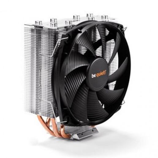 be quiet! Shadow Rock Slim, 160 TDP, Intel: LGA 775 / 115x / 1366 / 2011(-3) Square ILM, AMD: 754 / 939 / 940 / AM2(+) / AM3(+) / FM1 / FM2(+), 74x137x61, FAN 135mm 4-pin PWM