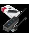 AXAGON HUE-S2BL 4x USB3.0 Charging Hub 1.2m Cable, MicroUSB Charging