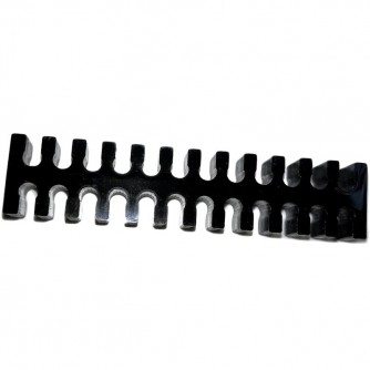 24p Acrylic cable holder black