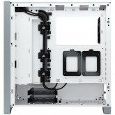 CORSAIR 4000D AIRFLOW Tempered Glass Mid-Tower ATX Case — White
