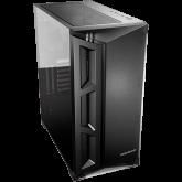 COUGAR Dark Blader X5 Black, Mid-Tower, Mini ITX / Micro ATX / ATX / CEB / E-ATX, 220 x 486 x 468 (mm), USB 3.0 x 1, USB 2.0 x 2, Mic x 1 / Audio x 1, Reset Button, Transparent Left Panel, 120mm x 1 (Black Rear fan x 1 pre-installed)