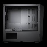 COUGAR MG120-G, Mini Tower, Mini ITX / Micro ATX, USB3.0 x 1, USB2.0 x 1, Mic x 1 / Audio x 1, Reset Button, Standard ATX PS2, Expansion Slots x4, Water Cooling Support, 210 x 415 x 400 (mm)